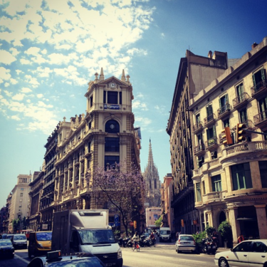 ヨーロッパツアー 2015 #19 バルセロナへ