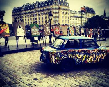 ヨーロッパツアー2015 #17 パリ