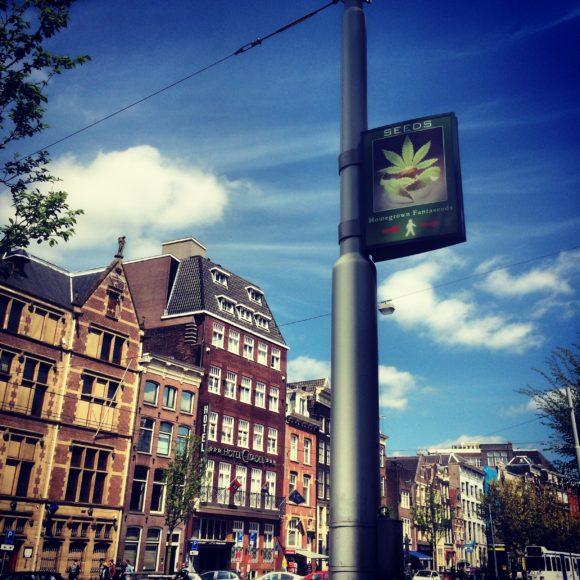 ヨーロッパツアー2015 #15 アムステルダム〜ルクセンブルク