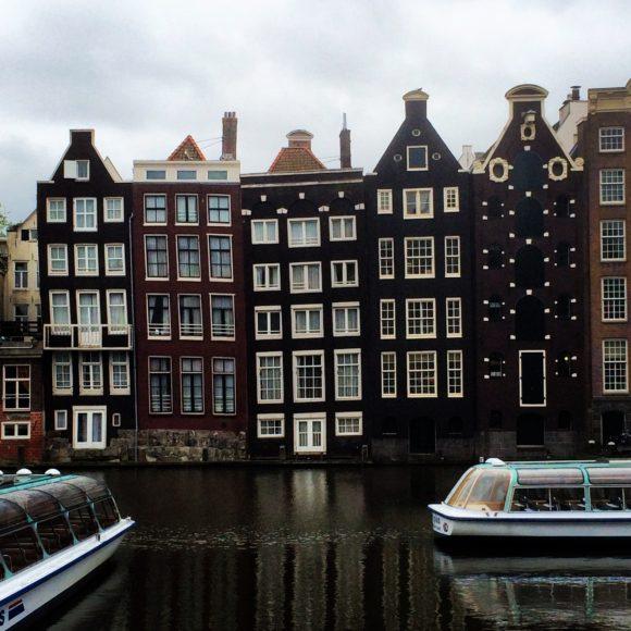 ヨーロッパツアー2015 #13 アムステルダム