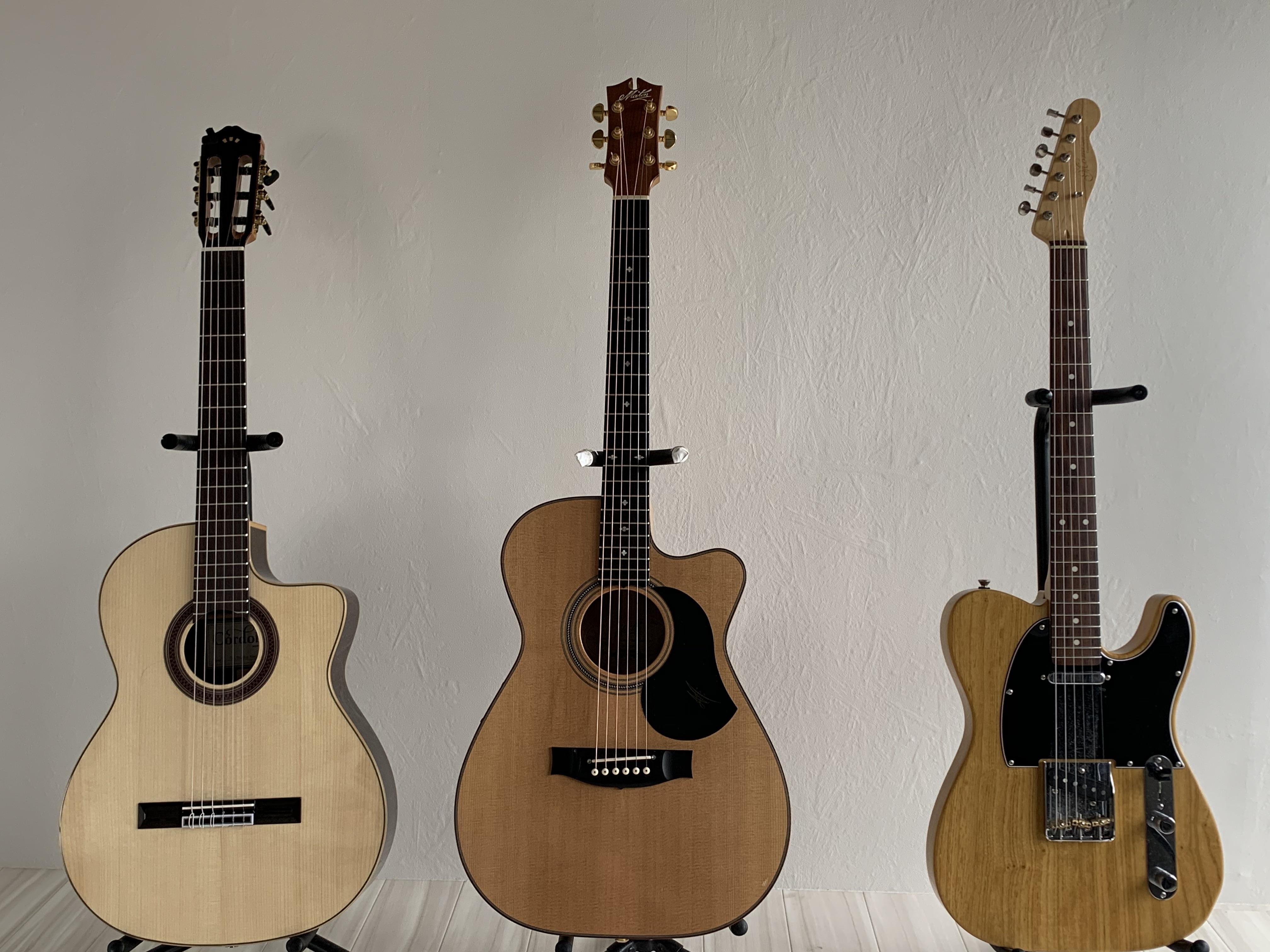 これからギターを始める未経験者はどんな練習をすれば良いか 超・初心者レッスン①